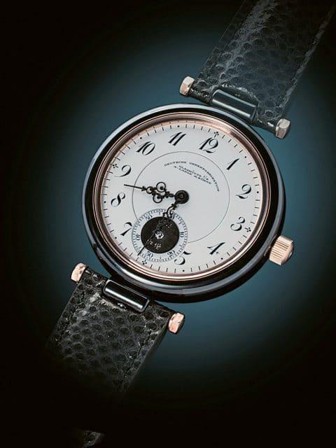 JTP Unique: historisches Modell von A. Lange & Söhne
