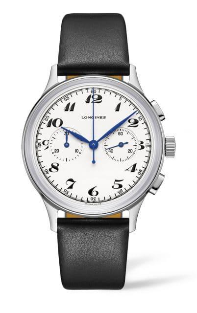 Der The Longines Heritage Classic Chronograph 1946 von Longines