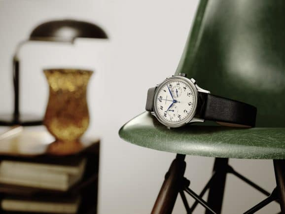 Longines: The Longines Heritage Classic Chronograph 1946