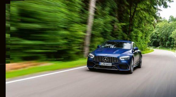 Mercedes: AMG GT 63 S