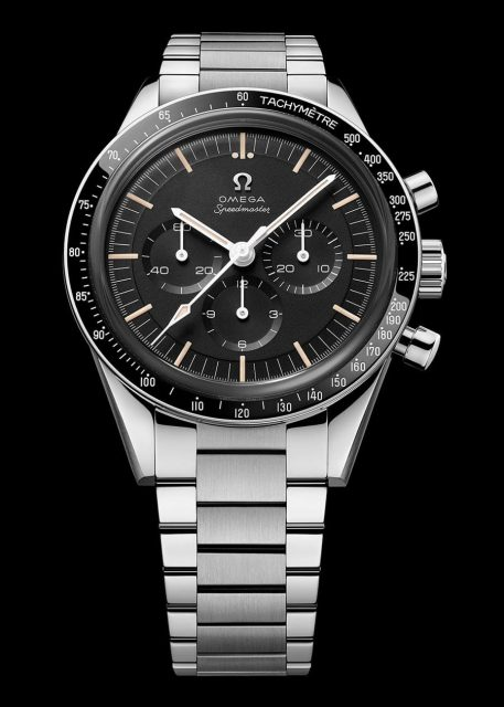 Omega: Speedmaster Moonwatch 321 in Stahl