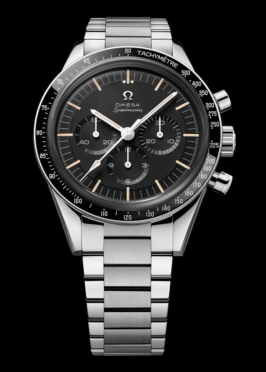 Omega: Speedmaster Moonwatch 321 in Stahl