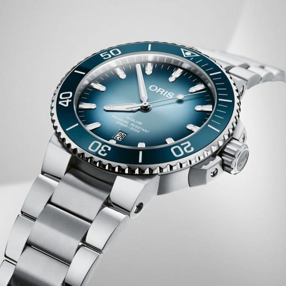 Oris: Lake Baikal Limited Edition