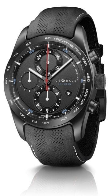 Porsche Design: Chronotimer GP Ice Race Special Edition