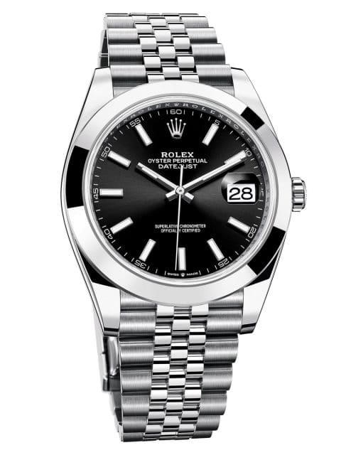 Rolex Oyster Perpetual Datejust 41, Referenz 126300