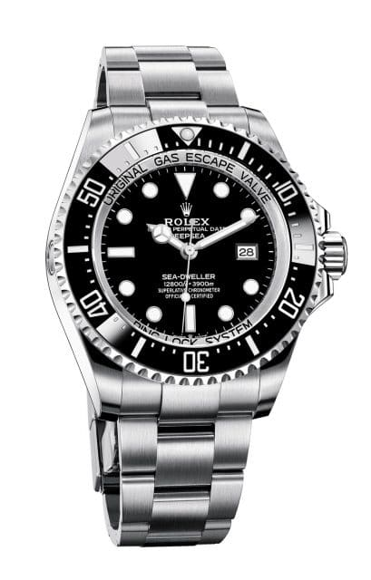 Rolex Oyster Perpetual Deepsea, Referenz 126660