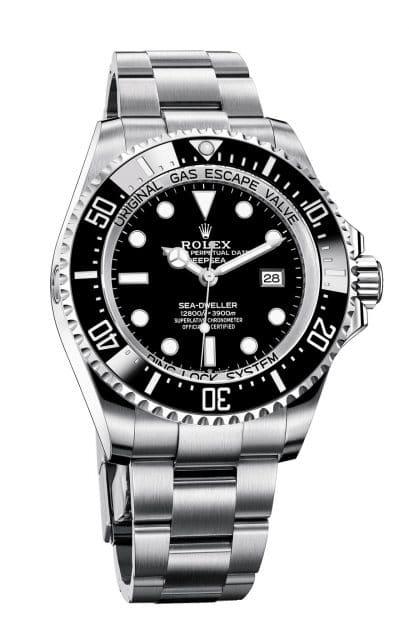 Rolex Oyster Perpetual Deepsea, Referenz 126660