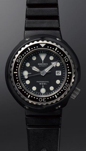 Seiko: Professional Diver's 600M von 1975