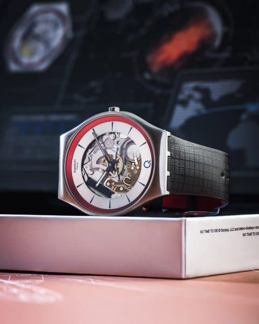Die Uhr von Q: Swatch ²Q