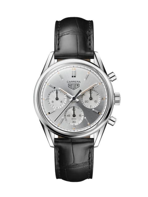 TAG: Heuer: Carrera 160 Years Silver Limited Edition