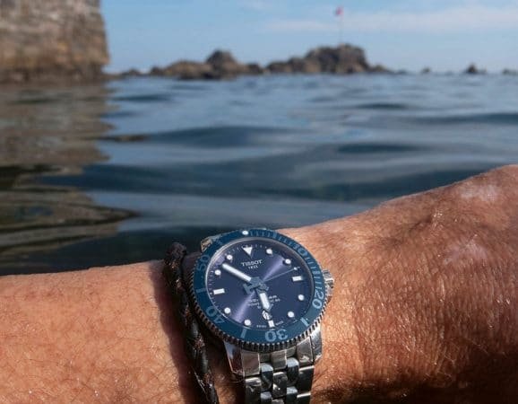 Hands-on: Tissot Seastar 1000 Powermatic 80 Silicium
