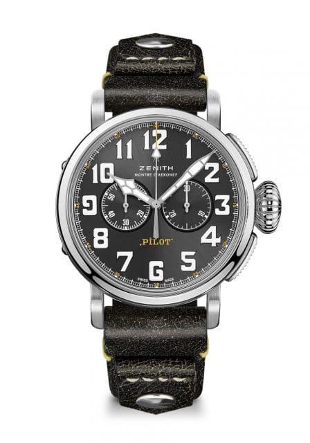 Zenith: Pilot Type 20 Rescue Chronograph