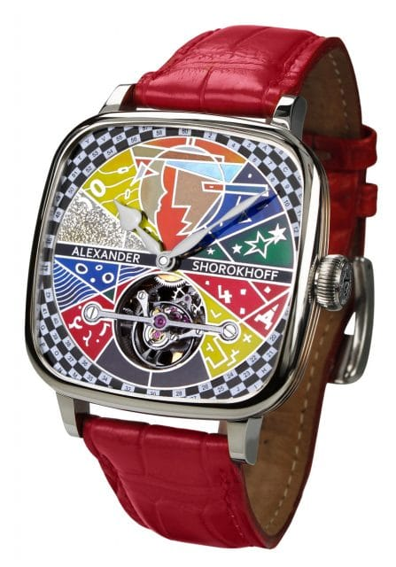 Alexander Shorokhoff: Picassini Tourbillon