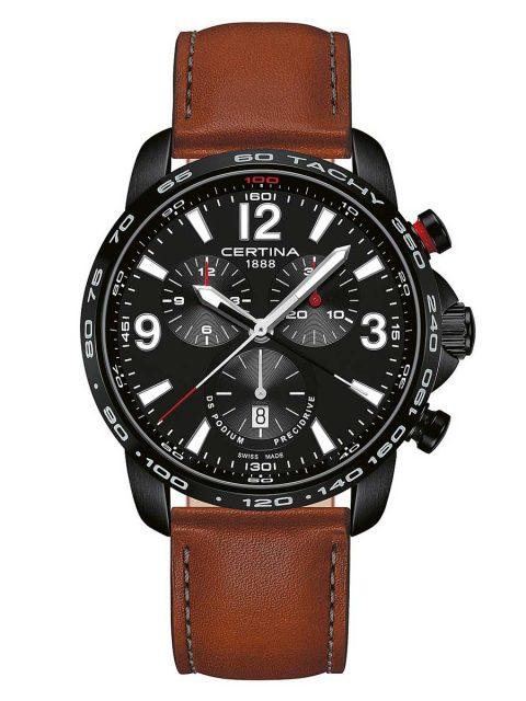Certina: DS Podium Chronograph