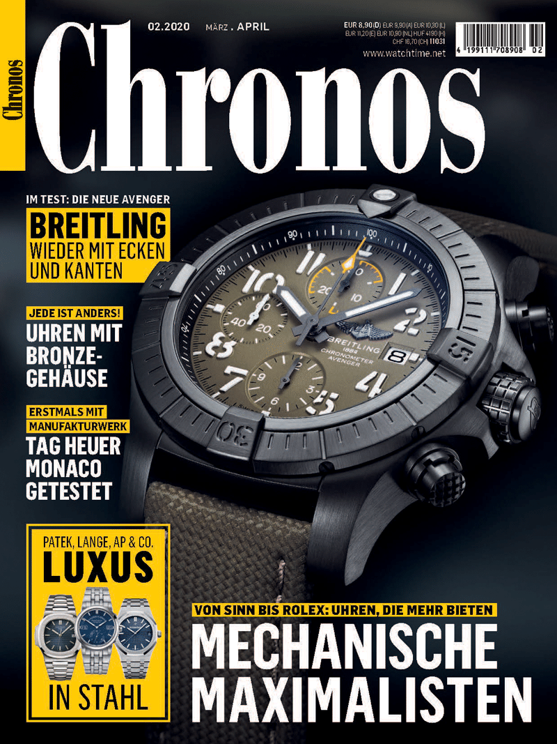 Produkt: Chronos 2/2020 Digital