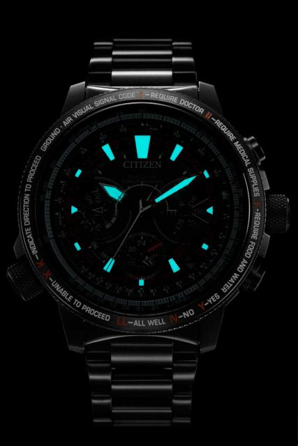 Citizen: Promaster Sky Satellite Wave
