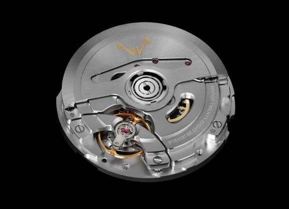 Norqain: GMT-Manufakturkaliber NN20/2