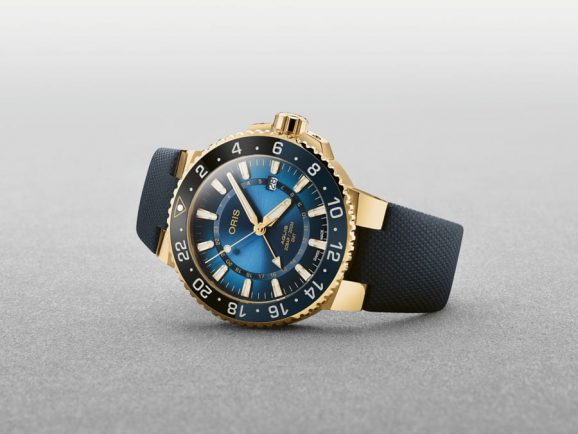 Oris: Carysfort Reef Limited Edition