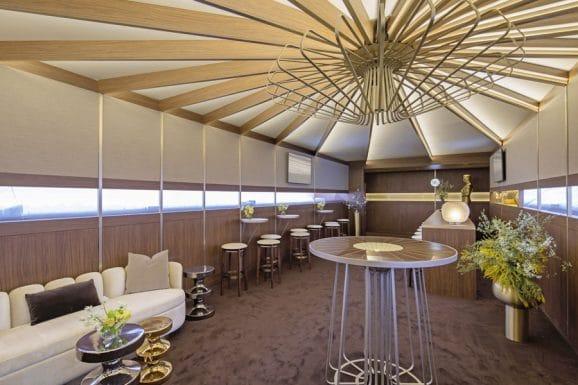 Rolex: Greenroom bei den Oscars 2020