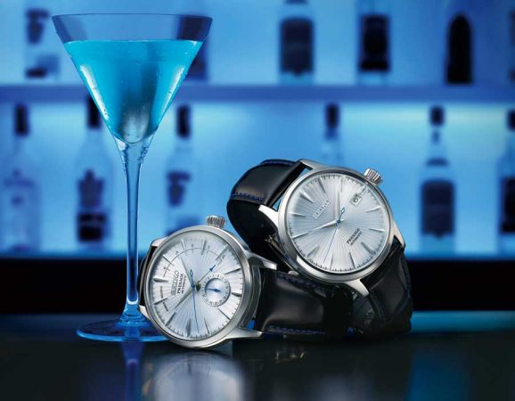 Seiko: Presage Cocktail Skydiving Automatic
