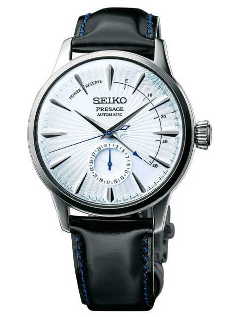 Seiko: Presage Cocktail Skydiving SSA343J1 Automatic