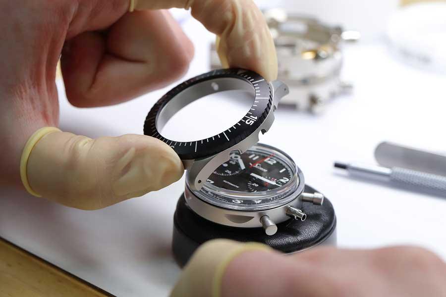Sinn: Fliegerchronograph 158 limitierte Auflage