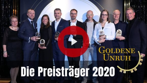 Video: Goldene Unruh 2020
