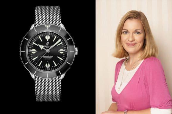 Sportuhren-Tipp von Watchtime.net-Redakteurin Katharina Studer: Breitling Superocean Heritage 57