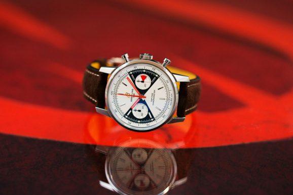 Die Breitling Top Time Limited Edition ist limitiert auf 2.000 Stück
