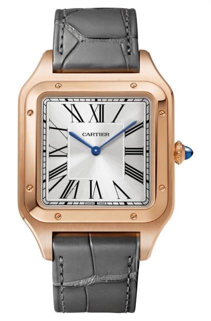 Cartier: Santos-Dumont XL in Roségold