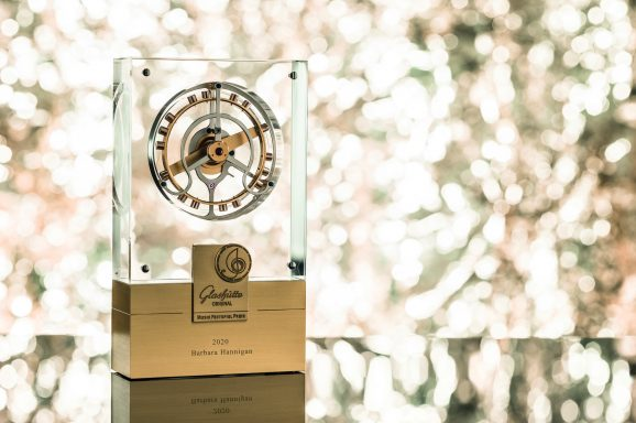 Glashütte Original: MusikFestSpiel-Preis 2020 für Barbara Hannigan