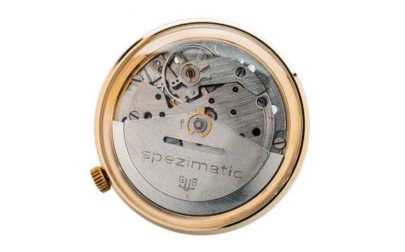 Glashuetter Uhrenbetriebe Werk: Spezimatic-1964