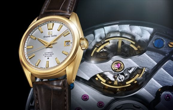 Grand Seiko: 60th Anniversary Limited Edition