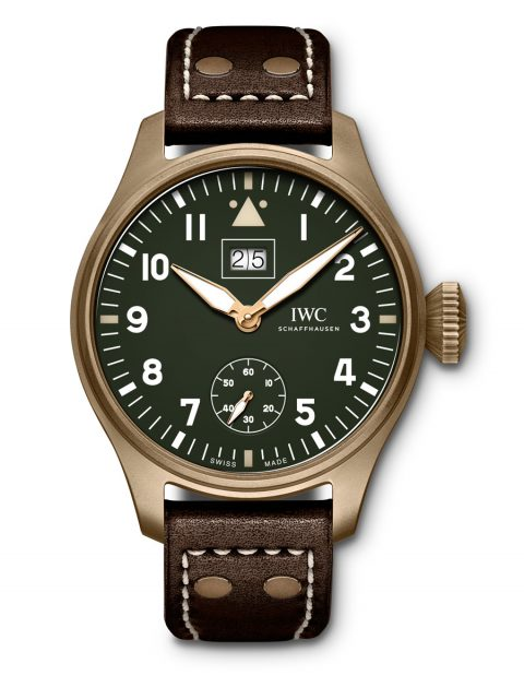 "IWC: Big Pilot's Watch Big Date Spitfire Edition ""Mission Accomplished"""