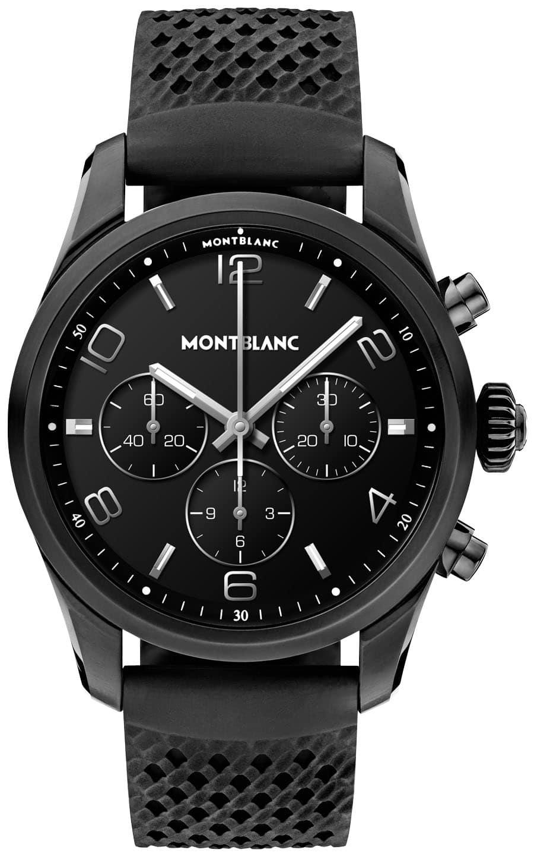 Montblanc: Summit 2+ schwarz