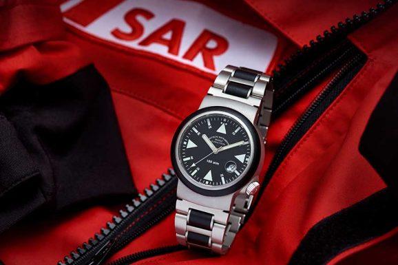 Mühle Glashütte: S.A.R. Rescue Timer