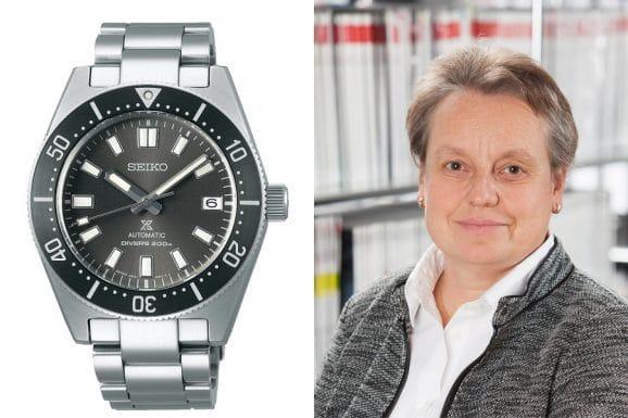 Sportuhrentipp von Martina Richter, stellvertretende Chefredakteurin UHREN-MAGAZIN: Seiko Prospex Automatic Diver's