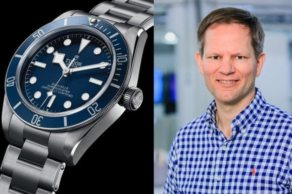 Jens Koch, Redakteur Chronos, wählt die Tudor Black Bay Fifty-Eight Navy Blue