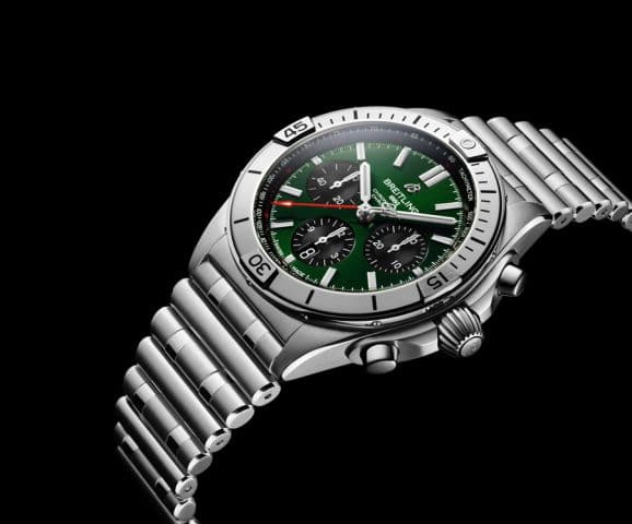 Breitling: Chronomat B01 42 Bentley