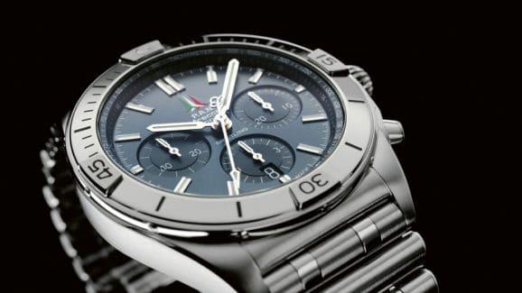 Breitling: Chronomat B01 42 Frecce Tricolori Limited Edition