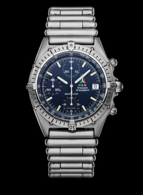 Breitling: Chronomat Frecce Tricolori von 1983