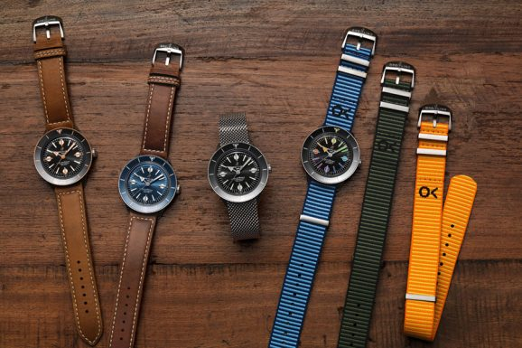 Breitling: Superocean Heritage 57, Capsule Collection und Limited Edition Rainbow