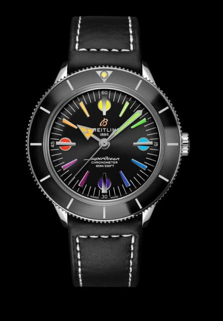 Breitling: Superocean Heritage '57 Limited Edition Rainbow