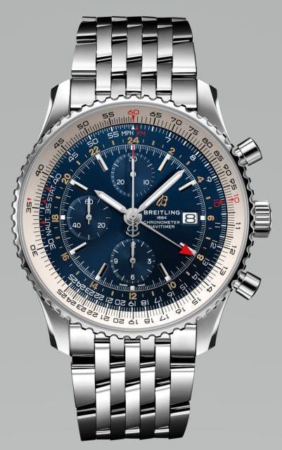 Breitling: Navitimer Chronograph GMT 46