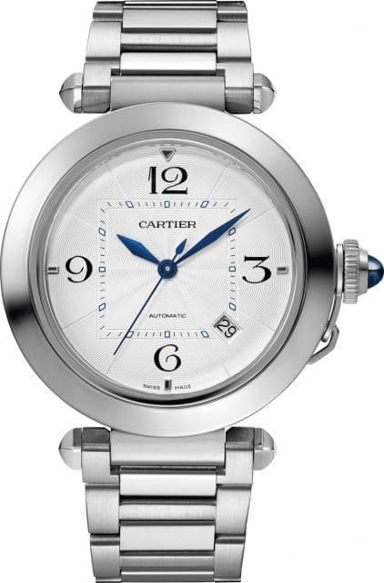 Cartier: Pasha de Cartier