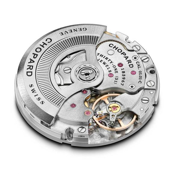 Chopard: Alpine Eagle Manufakturkaliber 01.01-C