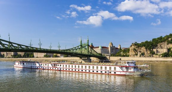Uhrenkreuzfahrt Donau 2020