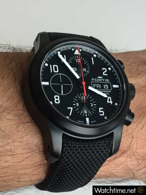 Fortis: Aeromaster Professional Chronograph
