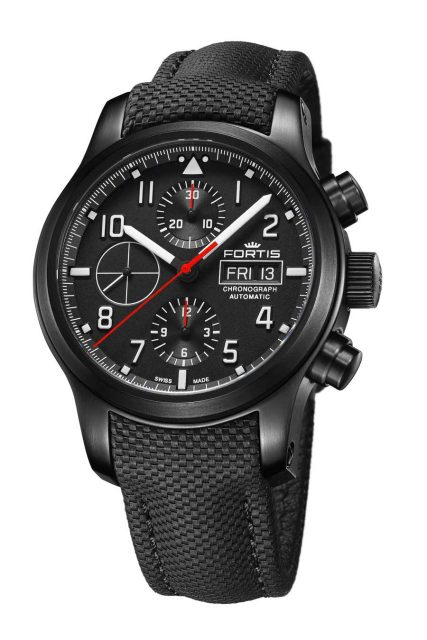 Fortis: Aeromaster Professional Chronograph
