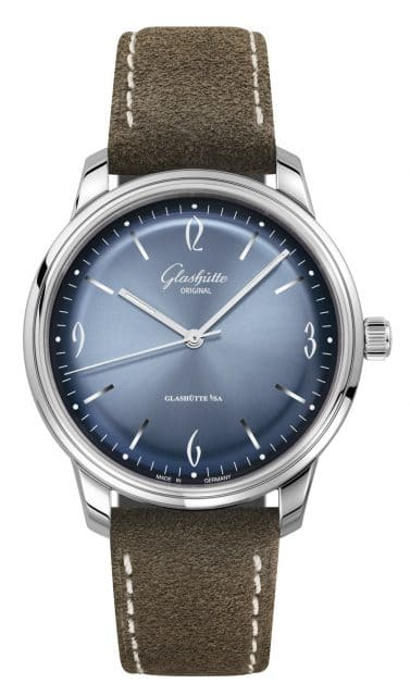 Glashütte Original: Sixties Jahresedition 2020